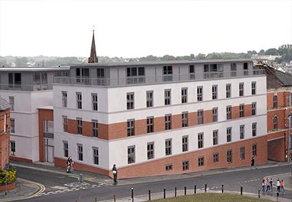 Carlisle Square | The Martin Property Group