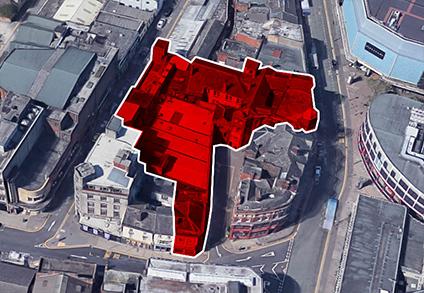 Stoke-On-Trent Office Development | The Martin Property Group