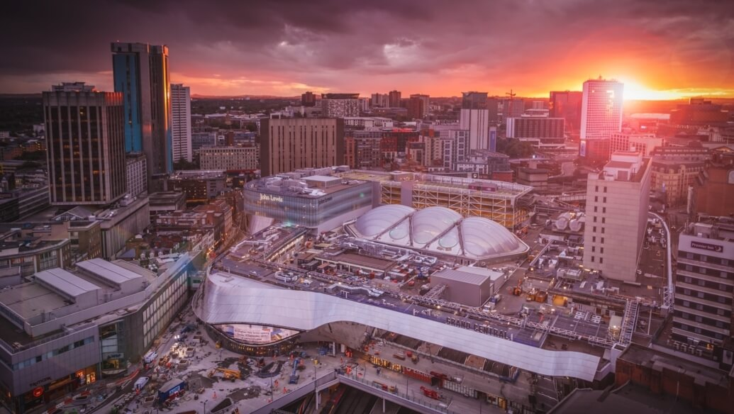 Grand Central Station Birmingham| The Martin Property Group